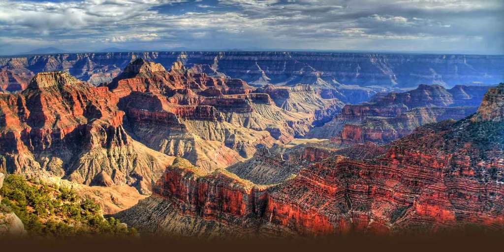 7 - Grand Canyon, U.S.A.