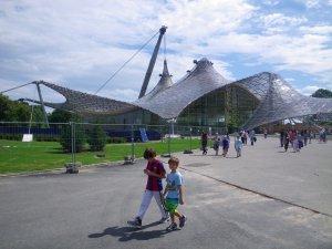 Olympic Stadium - Munich