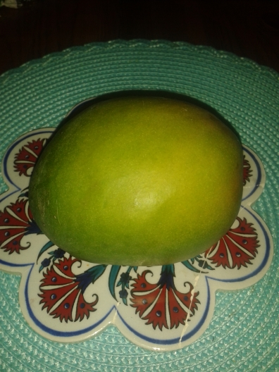 I love mango