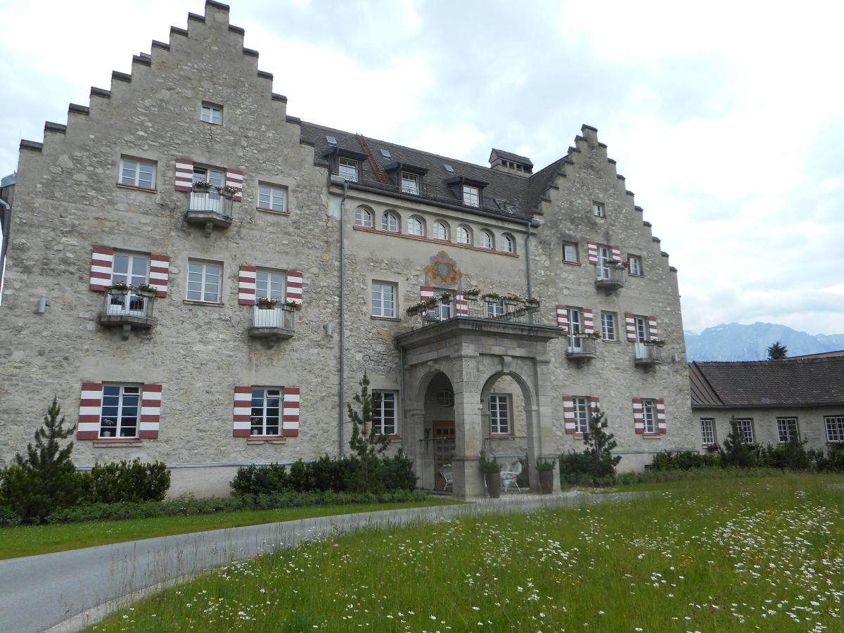 Das Kranzbach Hotel