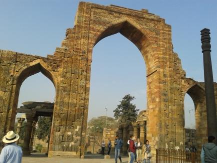 tall Qutb Minar