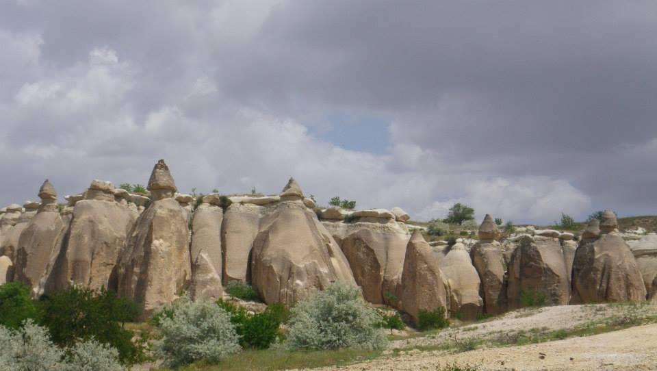 the charm of Cappadocia