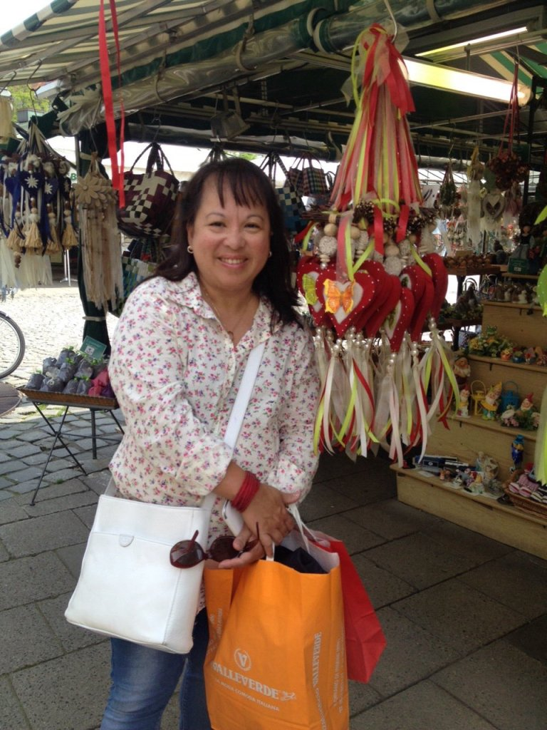 at Viktualien Market