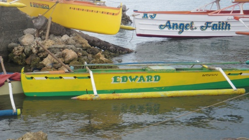 Edward boat
