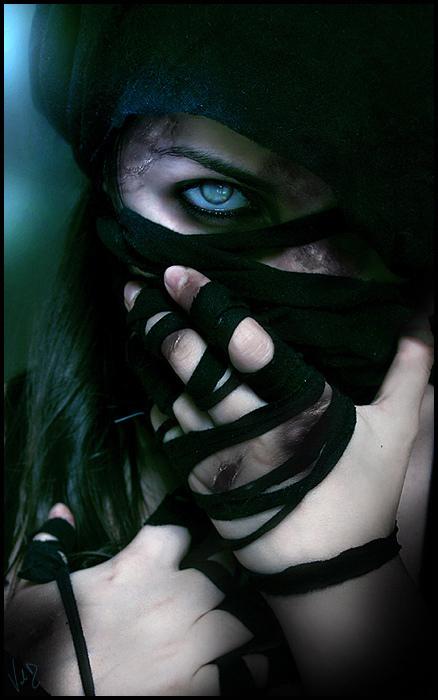 "image by Valentina Kallias ~ ""Apocalypse Horseman Pestilence"""