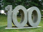 100-sculpture