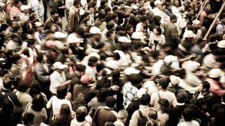 crowd-mob