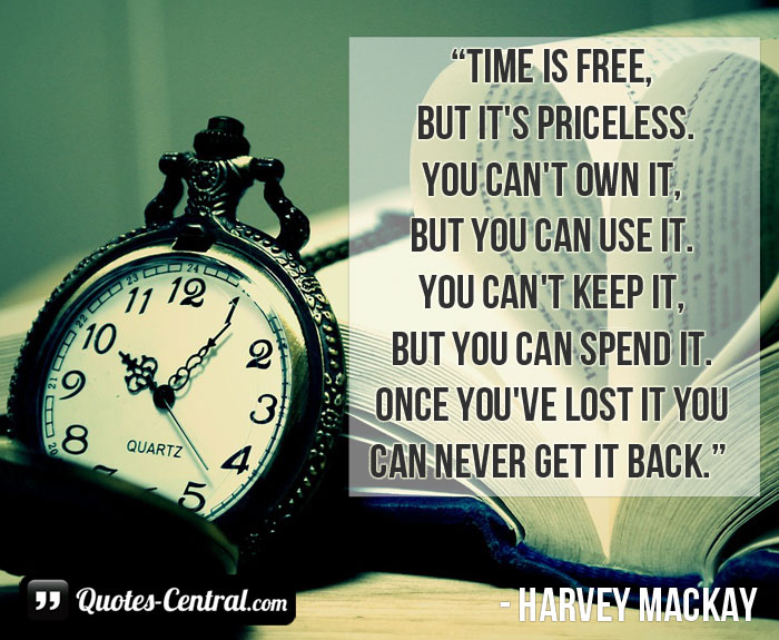 time-is-free-but-its-priceless