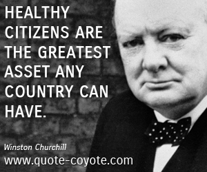 Winston-Churchill-Health-Quotes