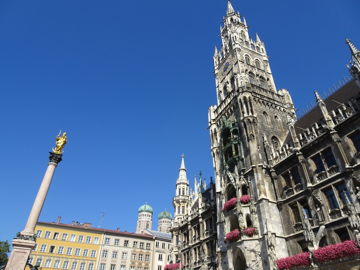 A Day in Munich