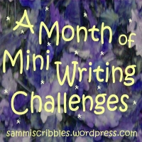 A Month of Mini Writing Challenges
