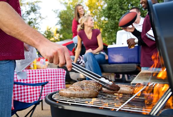 brats-on-grill-party